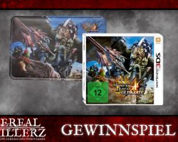 Monster Hunter CK Gewinnspiel