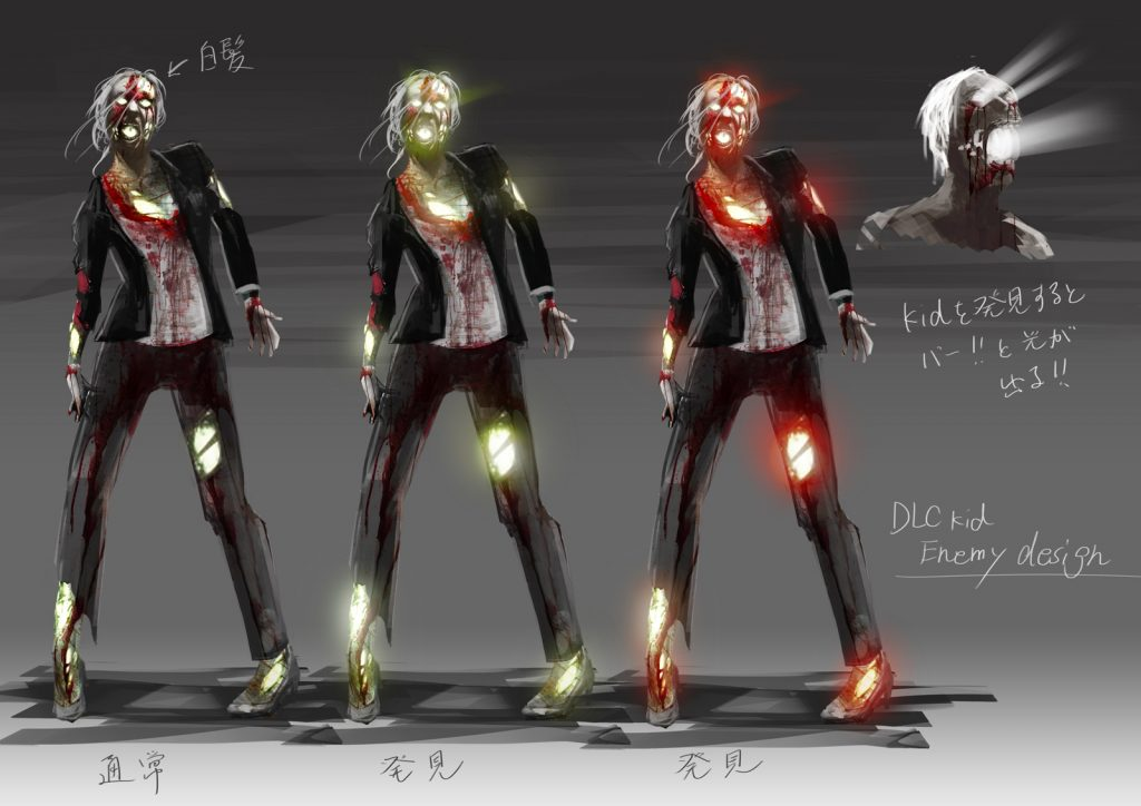 the-evil-within-the-assignment concept enemy
