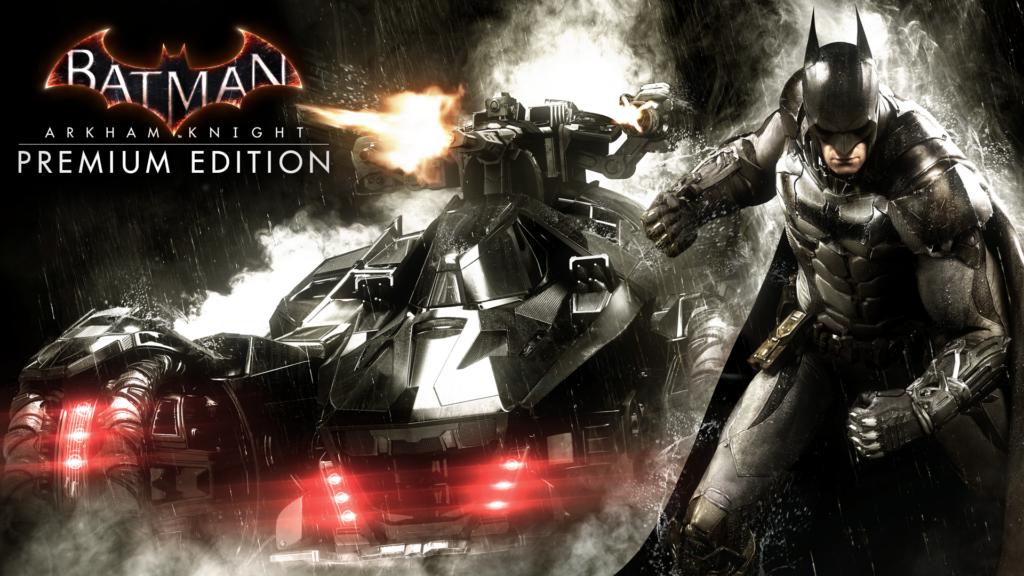 Arkham Knight Premium Edition