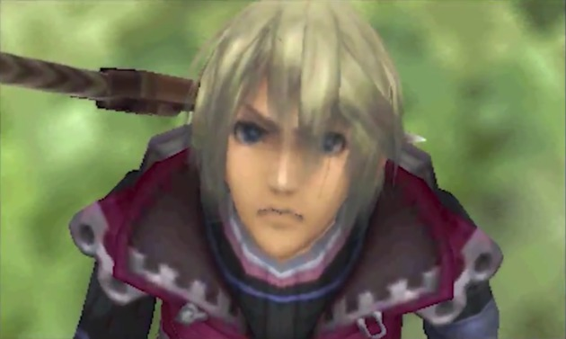 Xenoblade 3D Screen