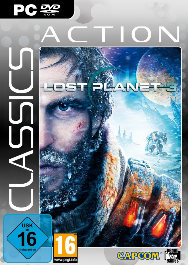Lost Planet 3_Classics_Pack