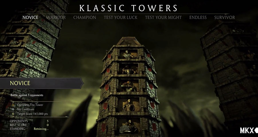 towers MKX