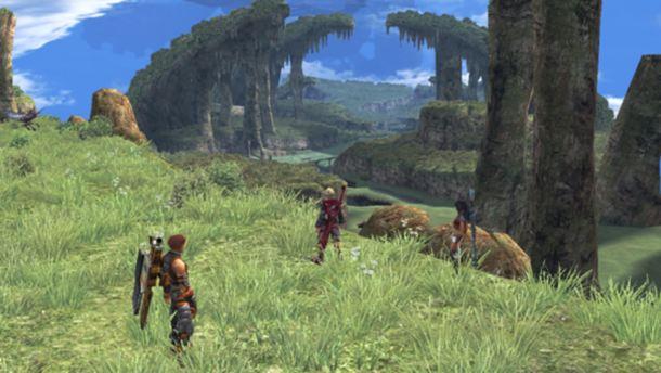 Gameplay Xenoblade 3D
