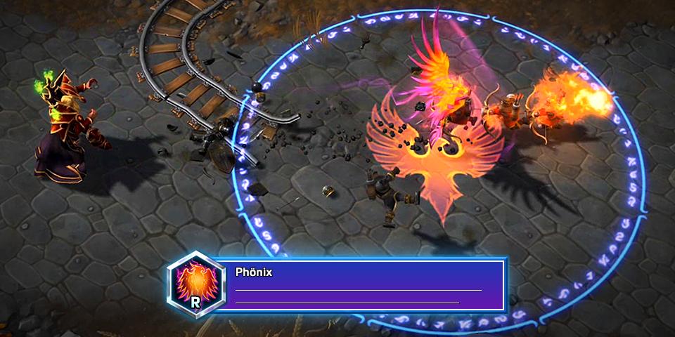 Heroes Ability Screen