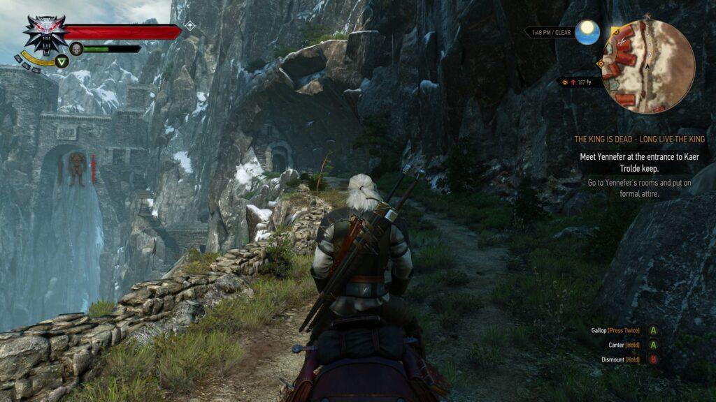 Witcher 3 Screenshot