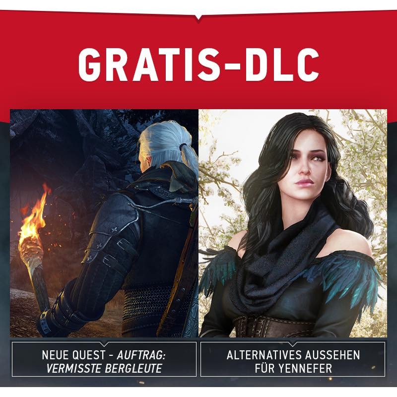 Witcher 3 DLC
