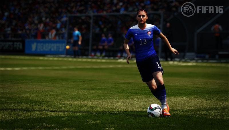 FIFA 16 Screen 2