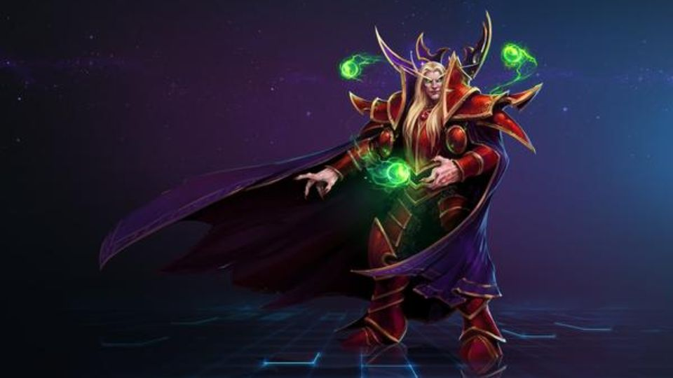 Heroes of the Storm Char