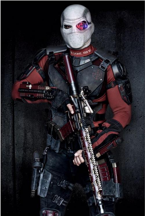 Deadshot Will Smith