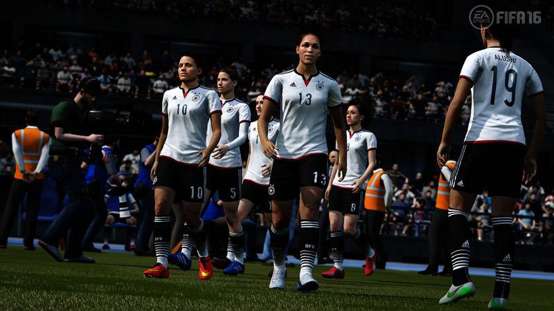 FIFA 16 Screen 3