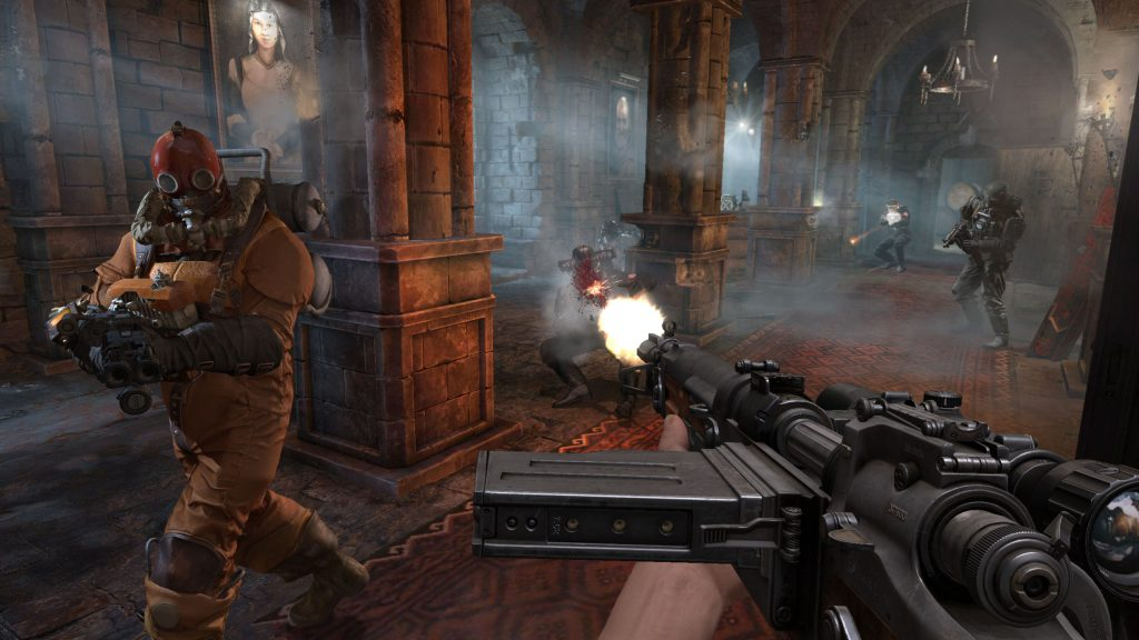 The Old Blood Wolfenstein Screen 3