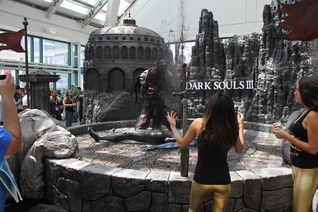 Dark Souls 3 CK E3 2015