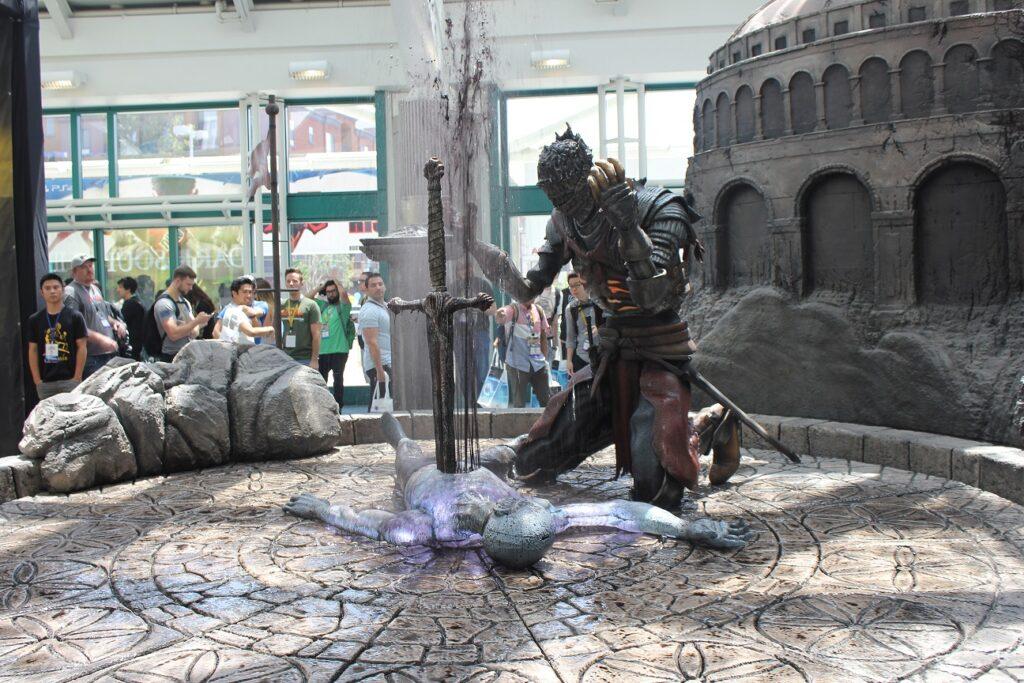 Dark Souls 3 E3 CK