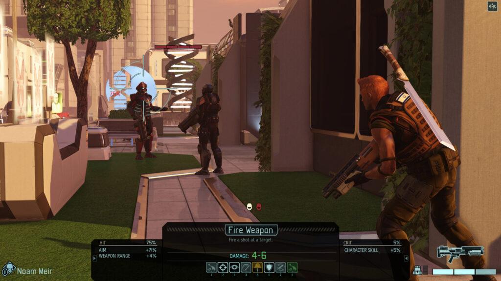 XCOM 2 Screen 1
