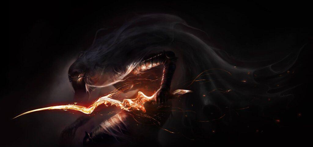 Dark Souls 3 Boss Screen