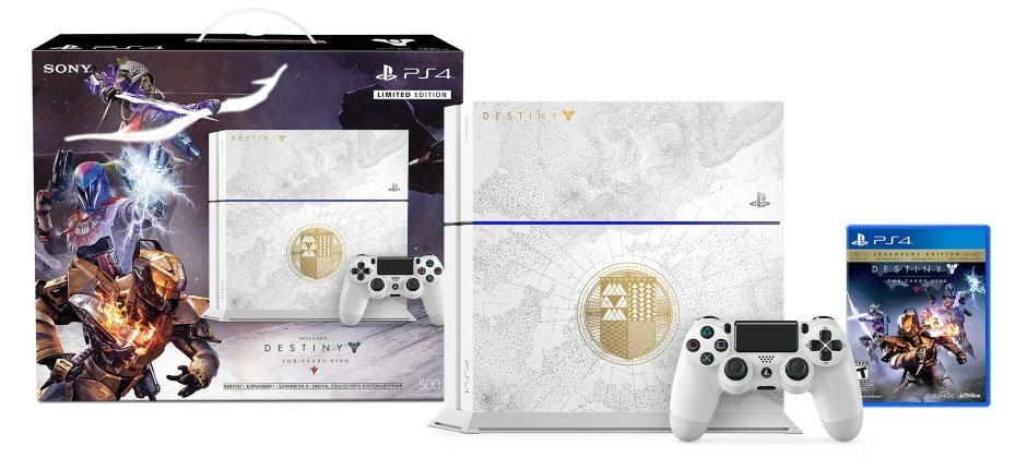 Destiny PS4 Bundle