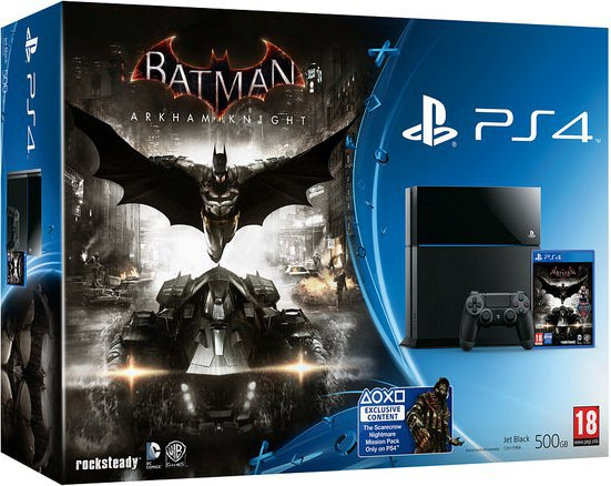 Batman-Arkham-Knight-PS4-Bundles