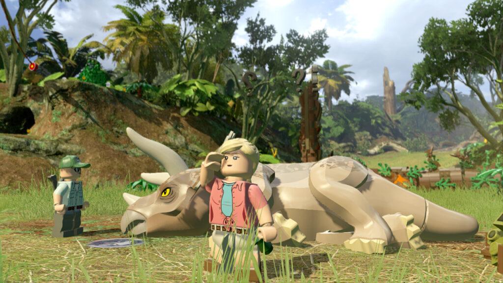 LEGO Jurassic World_Screenshot_3