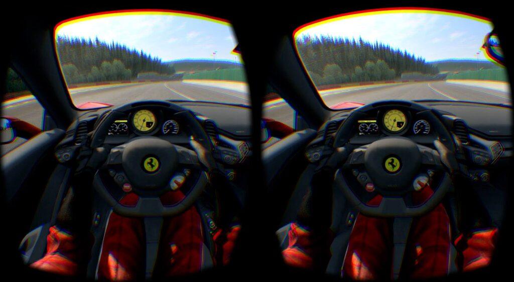 Assetto Corsa VR