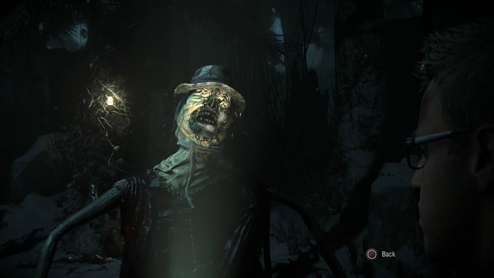Scarecrow Until Dawn CK Screen