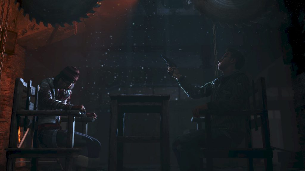 Until Dawn CK Screen 2