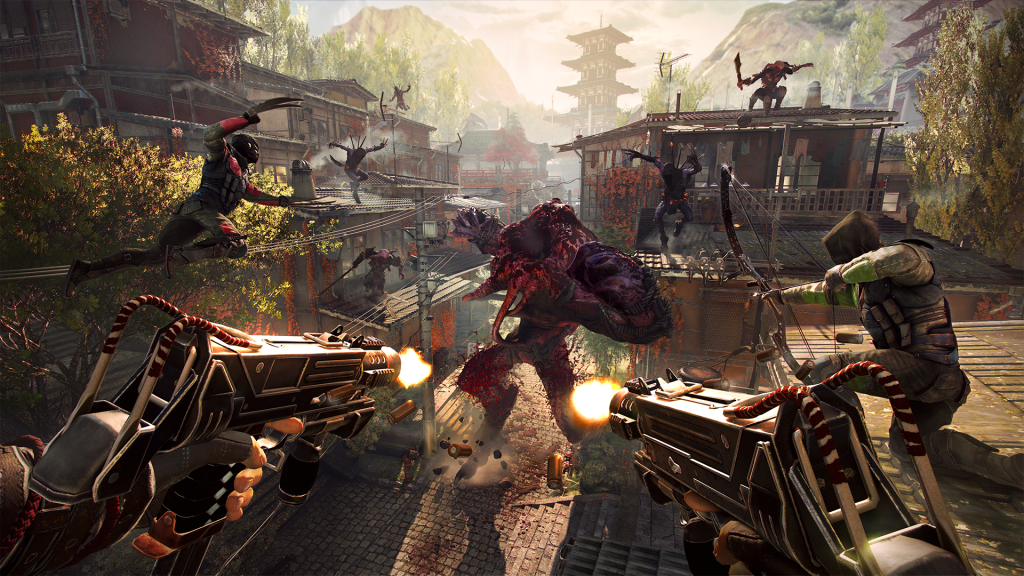 Shadow Warrior - Screen 1