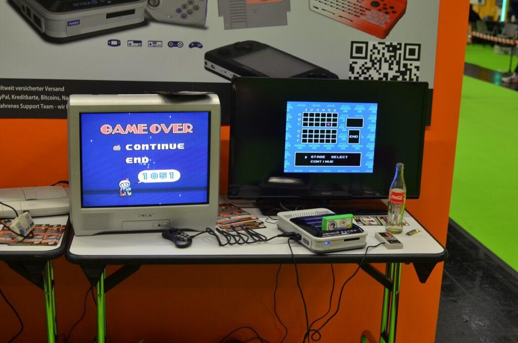 Jedes Pixel hat seine ganze eigene Videospiel-Geschichte. ©Eric Braunbart