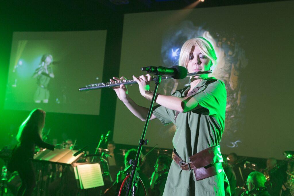 Video Games LIVE in Halle 11.3 bot eine ganz andere musikalische Seite der gamescom 2015. ©Koelnmesse