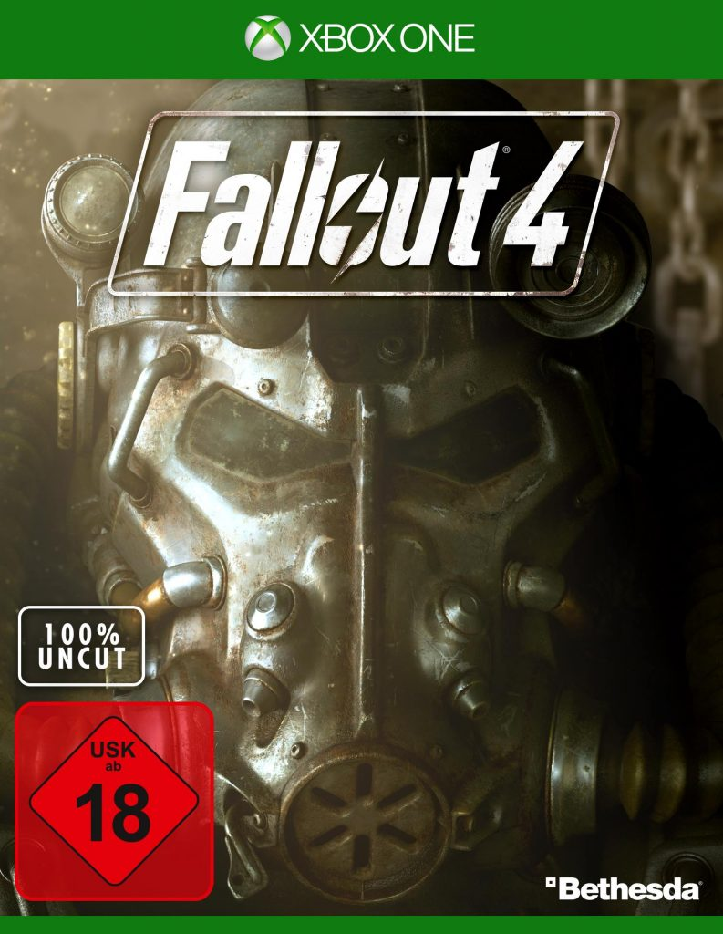 Fallout 4 Packshot
