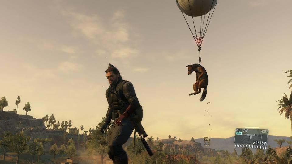 Metal Gear V CK Screen 4