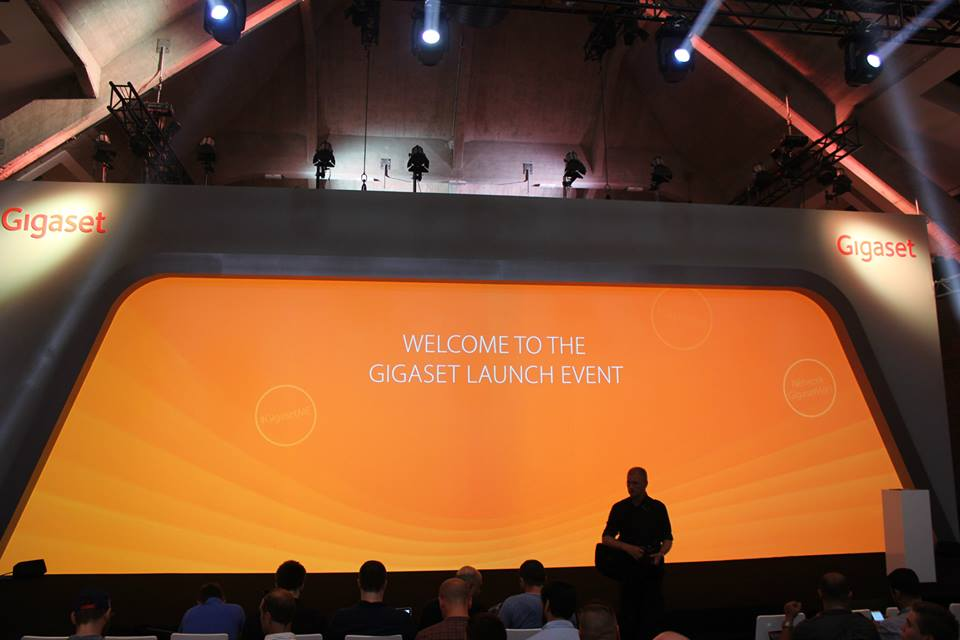 Gigaset Launch CK