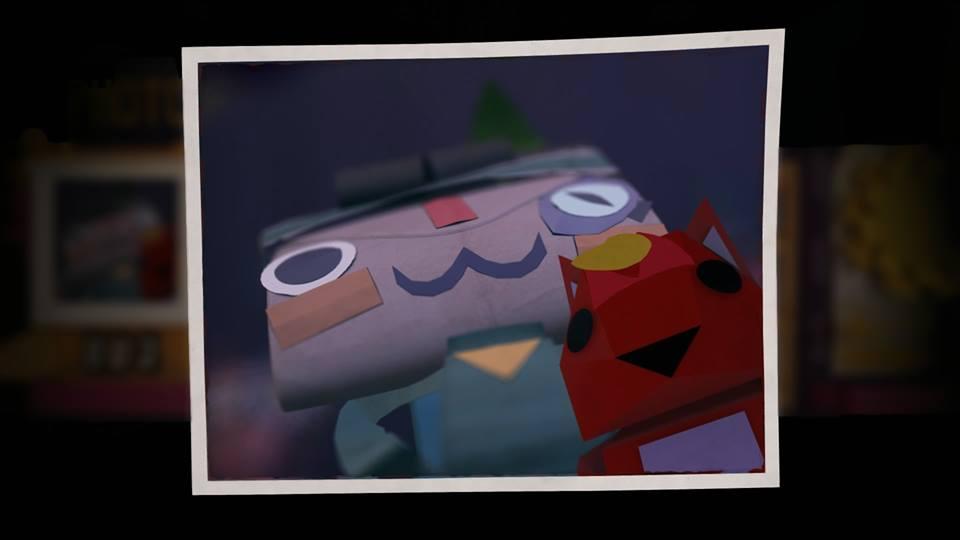 Iota Selfie Tearaway