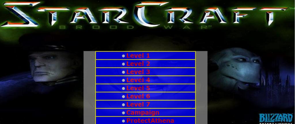Broodwar Screen