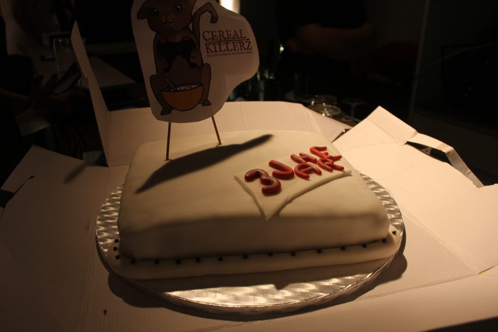 Cerealkillerz Cake