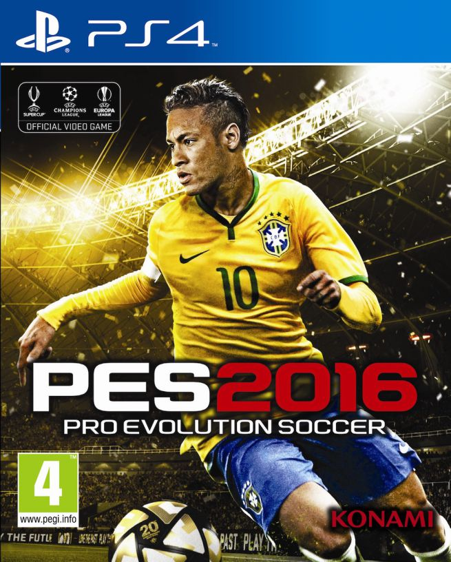 Pro Evolution Soccer 2016 PS4 Review