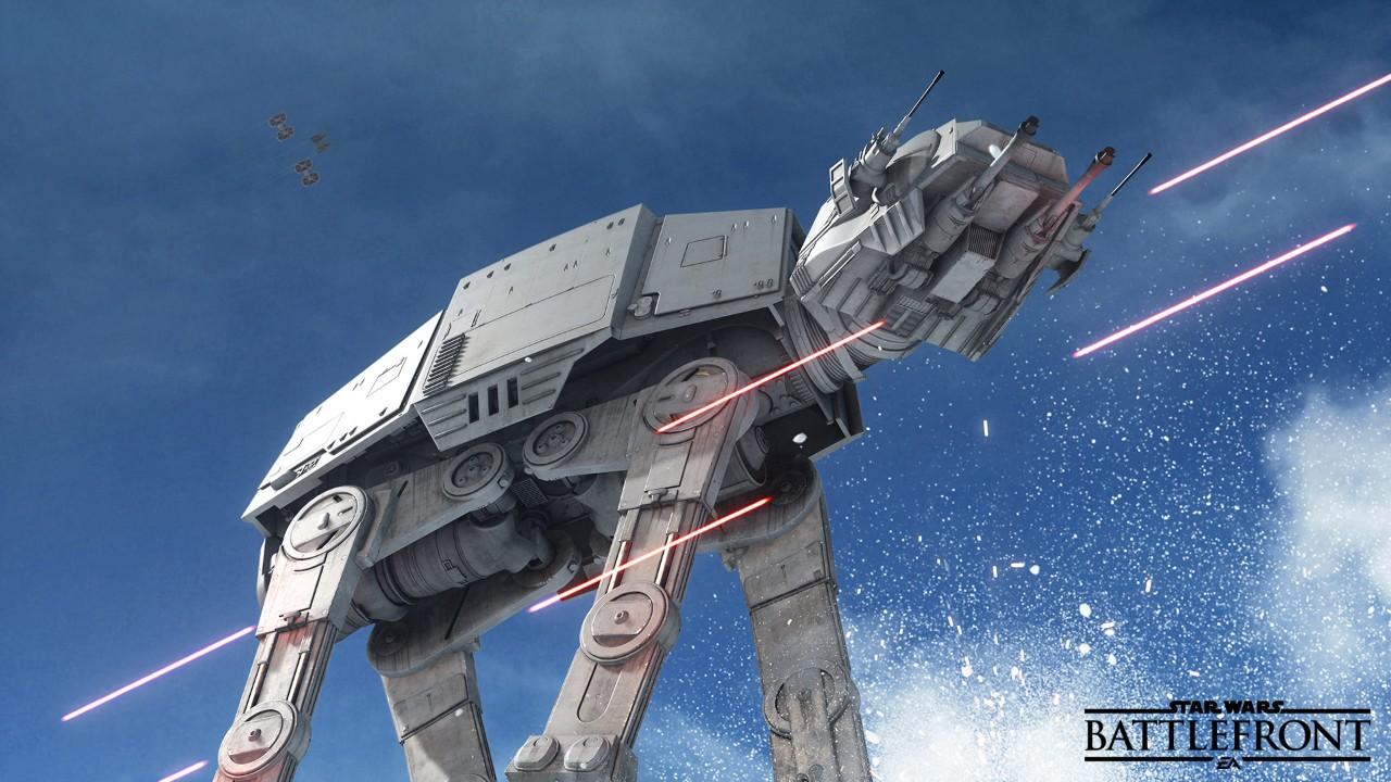 Die Star Wars Battlefront Beta wird offline spielbar sein