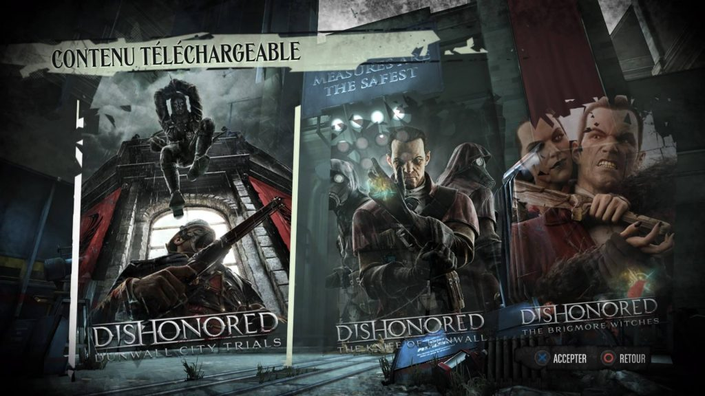 Dishonored DLC French CK