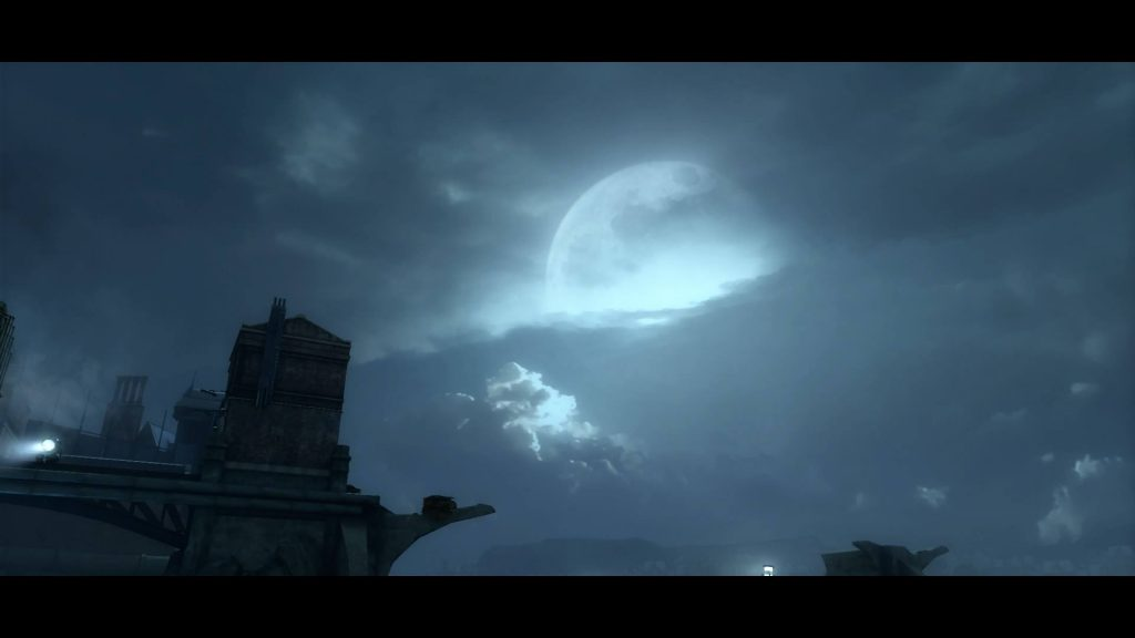 Dishonored Night CK Screen