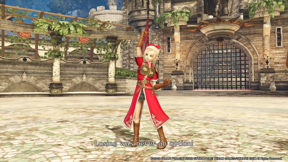 Dragon Quest CK Screen 2