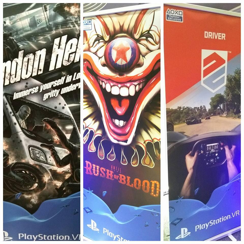 Playstation VR CK 1