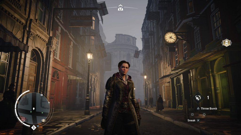 Assassin's Creed® Syndicate CK Screen 2