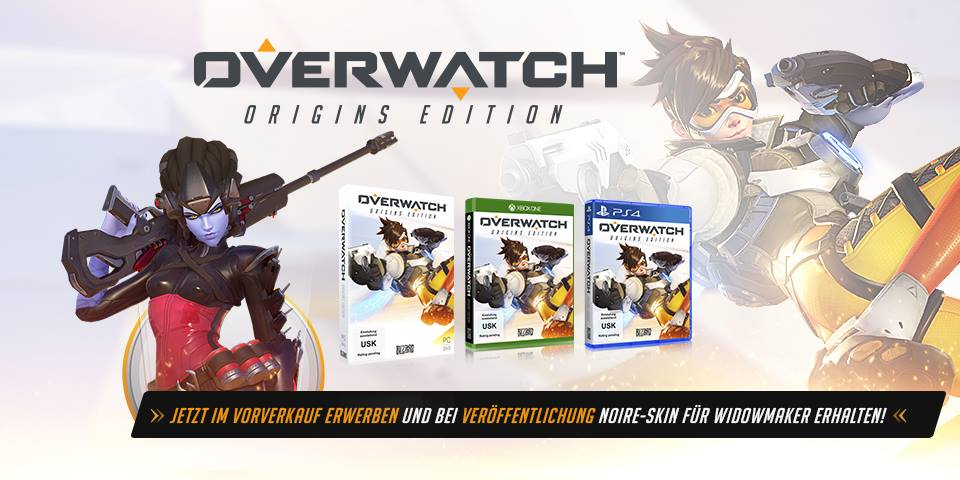 Overwatch Edition Screen
