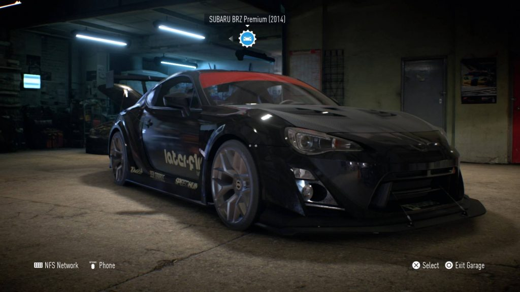 Need for Speed CK Screen 1