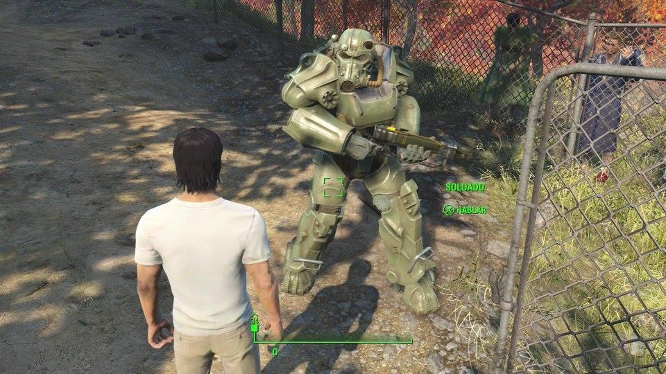 Fallout 4 Leak Screen