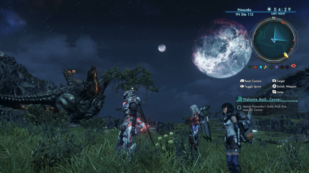 Xenoblade CK Screen 1