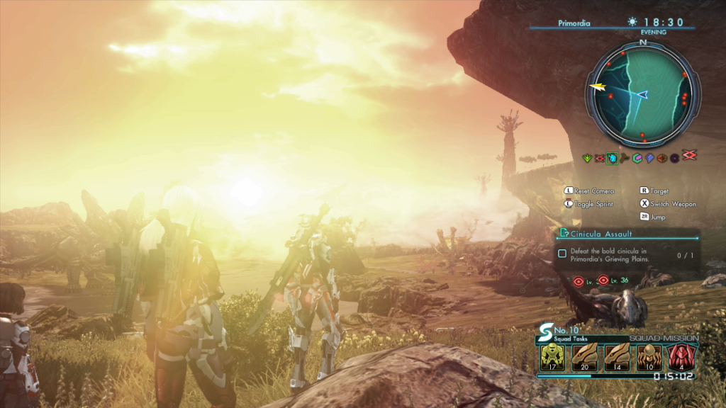 Xenoblade X CK Screen 3