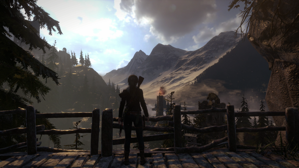 Tomb Raider Screen 1