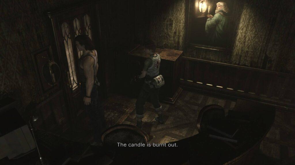 Resident Evil Zero CK Screen 3