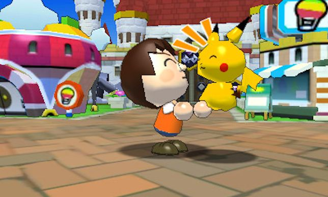 Pokemon Rumble World Screen