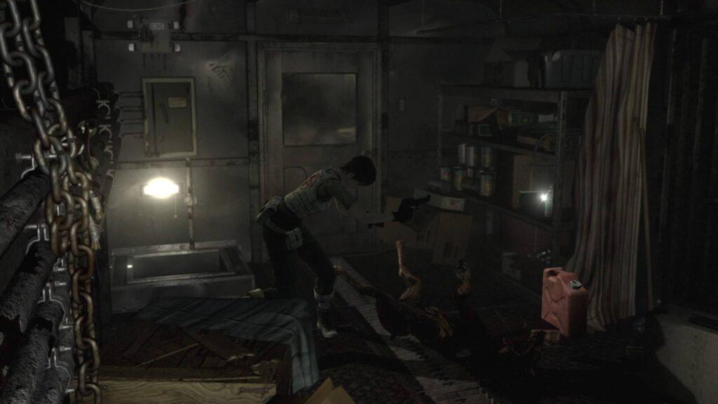 Resident Evil Zero CK Screen 2